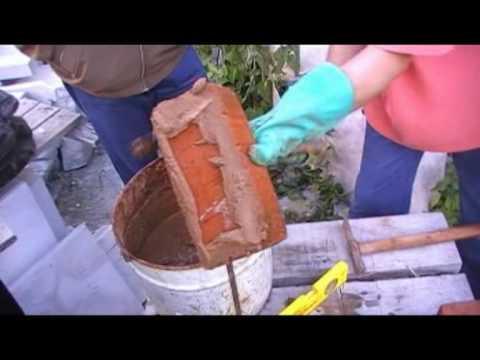 Как сложить трубу из кирпича в бане