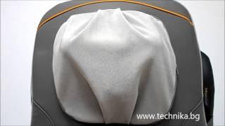 масажираща седалка medisana shiatsu massage cushion mc 820 германия