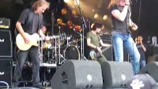 Fields of Rock 2007  FASTWAY  LIVE ! Fast Eddie Clarke