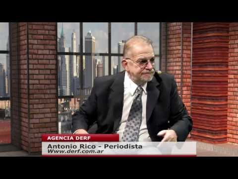 Antonio Rico - Habló Cristina Kirchner -