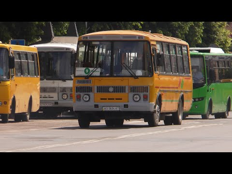 У Мукачеві відновив роботу громадський транспорт