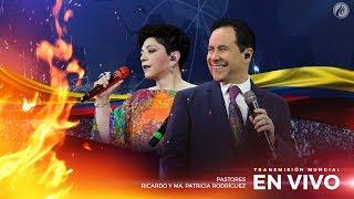 EN VIVO ▶️ Reunión de Avivamiento | Pastores Ricardo y Ma. Patricia Rodríguez