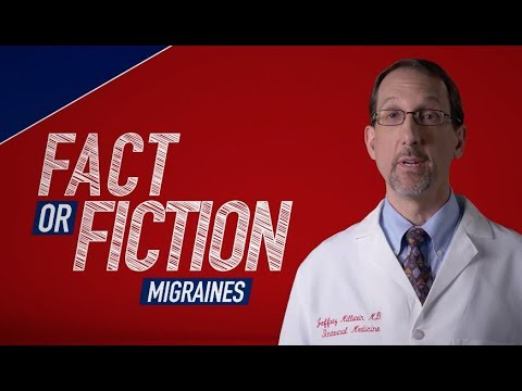Migraines: Fact vs Fiction with Dr. Jeffrey Millstein
