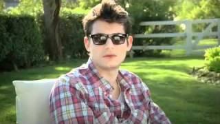 Myspace Music Interview with John Mayer
