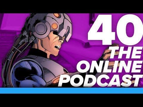 040: The boys try VR and then one of said boys gets depressed. | The Online Podcast