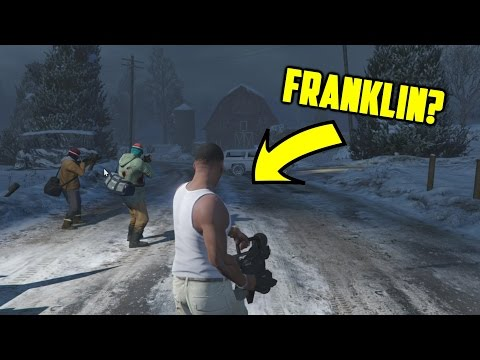 GTA 5 ALTERNATIVE THINGS IN FIRST PROLOGUE MISSION!