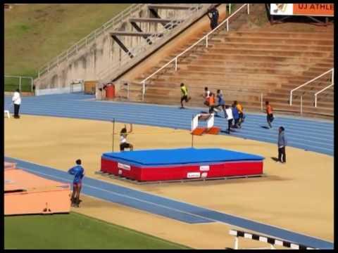2016 FASU Men's 800m final: UEW's Mohammed Abdulai 2nd in 1:53.42m