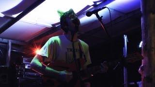 Cheers Elephant - 'Peoples' - Live at Caravan 2013