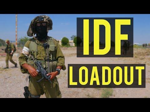 IDF Loadout | American Milsim Operation Copperhead 3 (KWC Uzi Review)