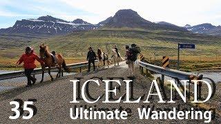 ICELAND アイスランド 究極放浪 35 再び南部へ