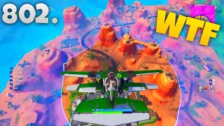 Fortnite Best Daily Moments and Funny WTF Fails Ep.802