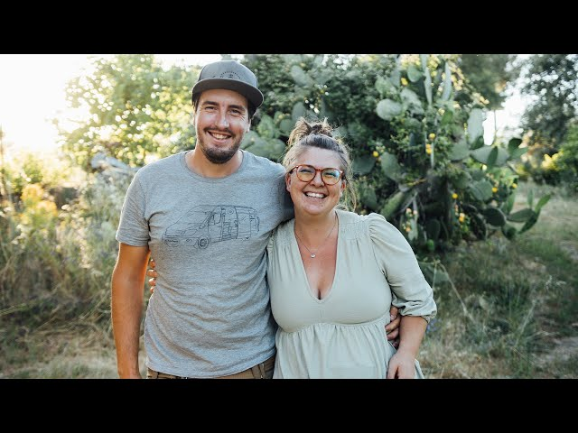 Couples Stunning 5 Acre Homestead with Tiny Home Tour   Converting an Abandoned Barn