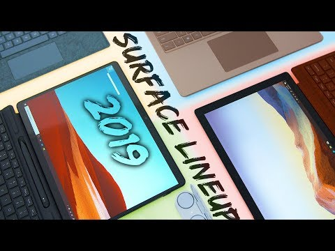 Microsoft Surface Lineup Hands On! – I'm EXCITED