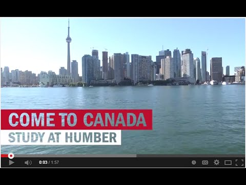 Humber College in Toronto, Canada