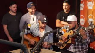 "Sons of Zion - ""NOW"" in the Niu FM studio"
