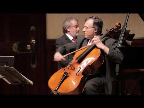 Raphael Wallfisch and John York