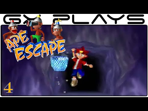 Sunday Night Streams - Ape Escape (PS1) Part 4