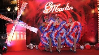 Hire Moulin Rouge Wedding CanCan at Ritz-Carlton Hong Kong - Birkun Productions