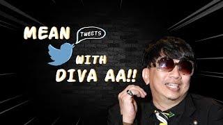 Azwan Ali a.k.a. DIVA AA reads mean Tweets