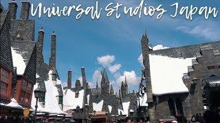 HARRY POTTER at Universal Studios Japan! Vlog day 2