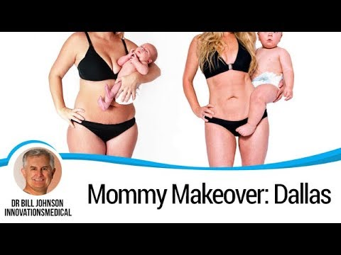 Dallas Mommy Makeover Reveal Melanie Innovations Medical Youtube