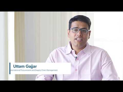 MSc International Procurement and Supply Chain Management Course Experience | Uttum Gajjar