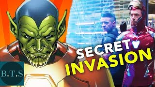 What will happen after Avengers Endgame?MCU Phase 4 Theory : Skrulls Will Be The New Marvel Villain