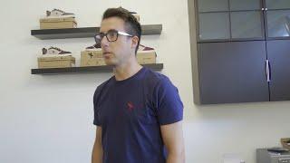 Diseñador vizcaíno crea ropa con material cien por cien reciclado