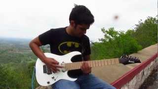 "Limit Zero- ""Portals"" Guitar Playthrough"