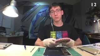 видео ремонт ipad