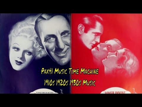 1930s Radio Music You Just Got To Love It!  @Pax41