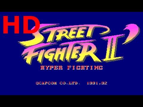 [HD Version] Street Fighter 2' - Hyper Fighting - Hardest - Purple Ken - Deathless