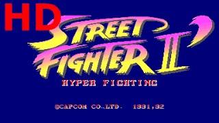 [HD Version] Street Fighter 2