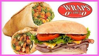 Wraps On The Go ♥ Spicy Chicken Caesar Wrap #WrapsOnTheGo