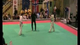 karate klubas kariai kyokushin diamond cup 2009