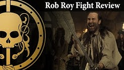 Movie Swordfight Review - Rob Roy - The First Fight