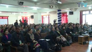 First Tibetan Women's Empowerment Conference: Closing Ceremony