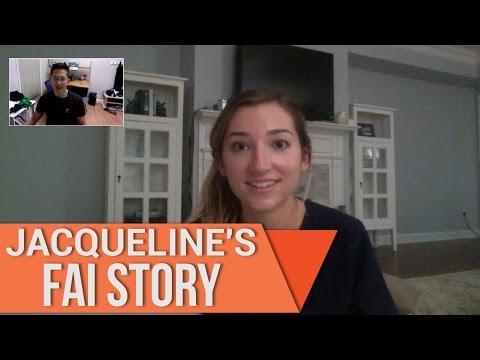 Labral tears, dysplasia, hip pain, FAI, and avoiding surgery: Jacqueline's story