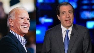 Kurtz  Could Biden's Hands On Style Hurt Him?