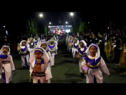 Festival Takbir Keliling Idul Fitri Mergangsan 1436 H / 2015