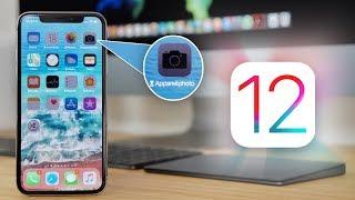 7 astuces sur iOS 12