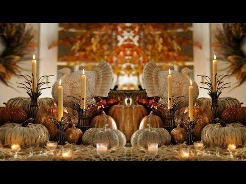 2017 DIY Thanksgiving Centerpiece Ideas