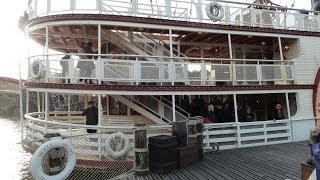 Thunder Mesa Riverboat Landing (complete ride) - Disneyland Paris HD