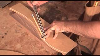 Make A Curved Cutting Board