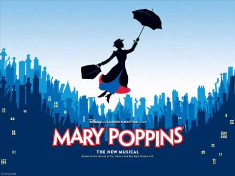 Mary Poppins the Musical - Broadway/West End - Lets Go Fly a Kite Karaoke Karaoke