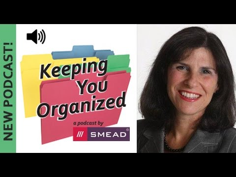 Get Your Desktop Organized - Keeping You Organized Podcast Episode 064