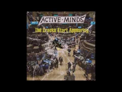 Active Minds  ‎– The Cracks Start Appearing