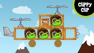 Custom Angry Birds and Bad Piggies Animation: The Big Eggs