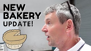 New Bakery Update!   The Radford Family
