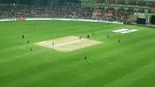 Afghanistan Vs Bangladesh cricket match in dehradun 1st international match